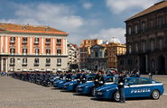 Полицейский парад / Италия