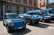 Полицейские автомобили / Италия