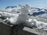Снеговик, 10см / Австрия