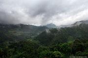 Дождевые тучи / Филиппины