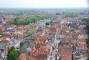 Вид с башни / Бельгия