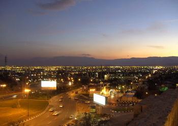 Ночь / Иран