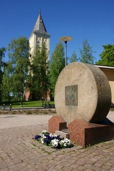 Мемориальное кладбище / Финляндия