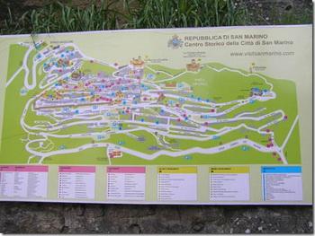 Карта / Сан-Марино