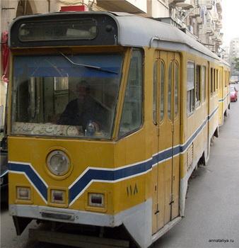 Трамвай / Египет