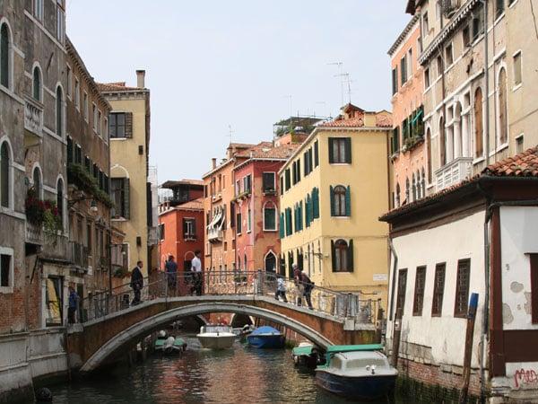 Венеция - город романтики / Фото из Италии