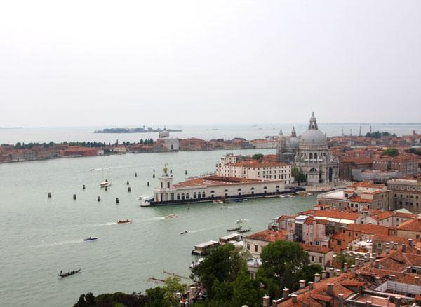 Венецианская лагуна / Фото из Италии