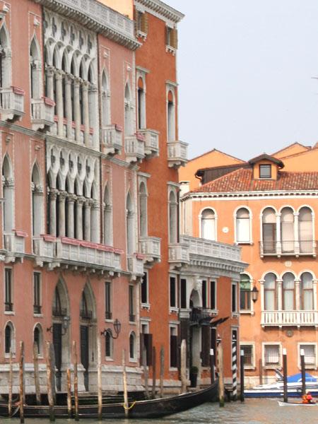 Удивительные оттенки Венеции / Фото из Италии