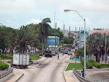 Столица Багам Нассау / Багамские острова