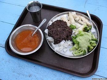 Вегетарианская еда / Багамские острова