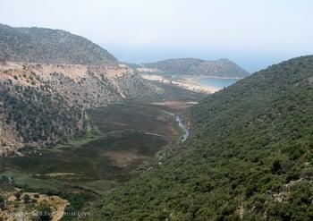 Скалы и сосновые леса / Турция