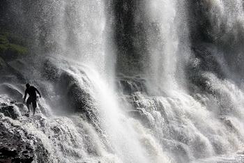 Водопад / Венесуэла