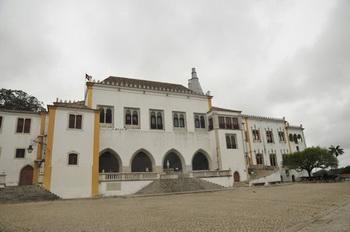 Вид на площадь / Португалия