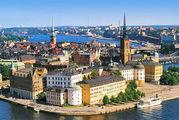 Стокгольм, старый город / Швеция