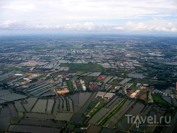 Тайланд с высоты / Фото из Таиланда