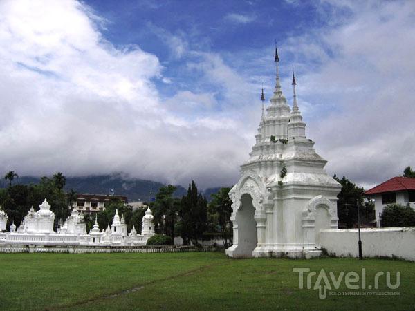 Храм Ват-Пра-Сингх, Чиангмай / Фото из Таиланда