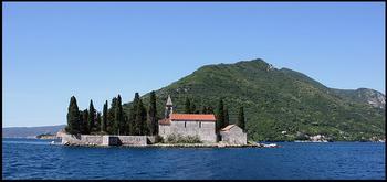 Остров Святого Георгия / Черногория