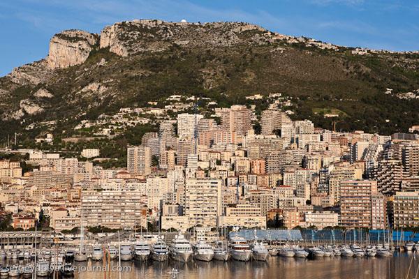 Дома Монако / Фото из Монако