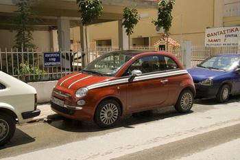 Автомобили греков / Греция