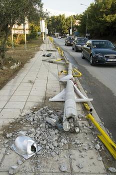 Последствия аварии / Греция