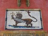 Лев с короной и крестом / Испания