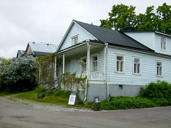В крепости живут около 1000 человек / Фото из Финляндии