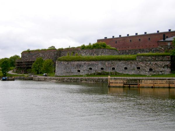 Порядок в крепости поддерживают заключенные / Фото из Финляндии