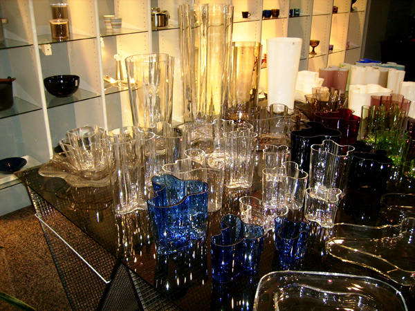 Посуда и сувениры Iittala знамениты во всем мире / Фото из Финляндии
