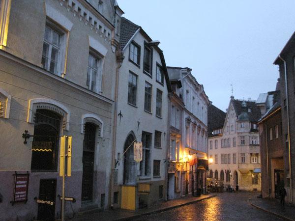 Старый город Таллина внесен в Список Всемирного наследия ЮНЕСКО / Фото из Эстонии