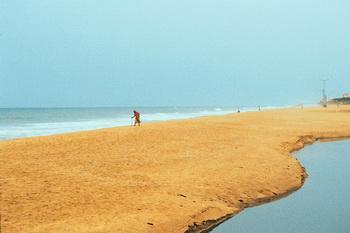 Пляж / Индия