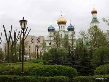 Свято-Георгиевская церковь / Белоруссия