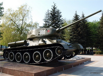 Танк / Белоруссия