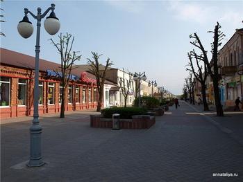 Пешеходная зона / Белоруссия