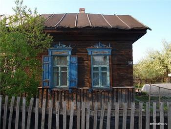 Типично деревенский дом / Белоруссия