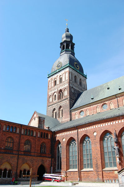 Домский собор, Рига / Фото из Латвии
