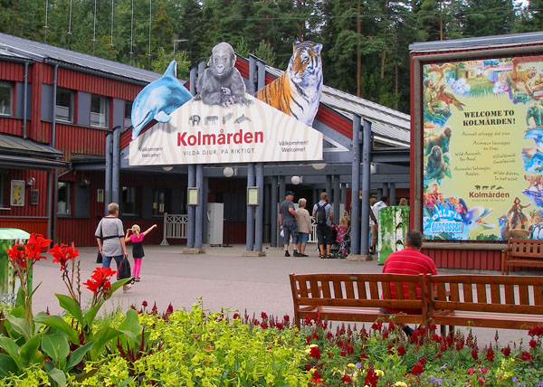 Парк Kolmården - уголок дикой природы / Фото из Швеции
