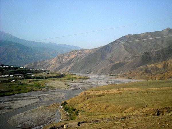Живописные пейзажи Дагестана / Фото из России