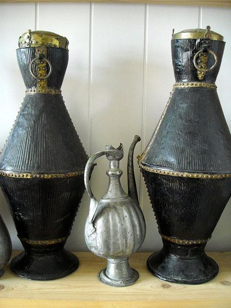 Мучалы - легендарные кувшины для воды, Кубачи / Фото из России