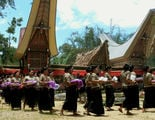 Гости приносят подарки / Индонезия