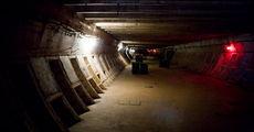 Освещение тоннеля / Россия