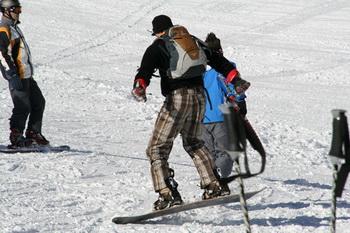 Сноубордисты / Австрия