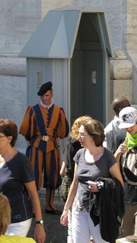 Гвардейцы / Ватикан
