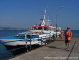 Зовут на морскую прогулку / Абхазия
