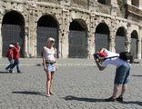 Фото на фоне / Италия