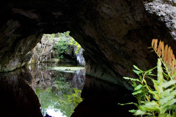 На Кубе расположена уникальная протяженная система карстовых пещер / Фото с Кубы