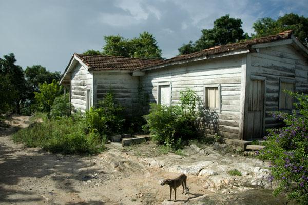 Ферма в горах у озера Ханабанилья  / Фото с Кубы