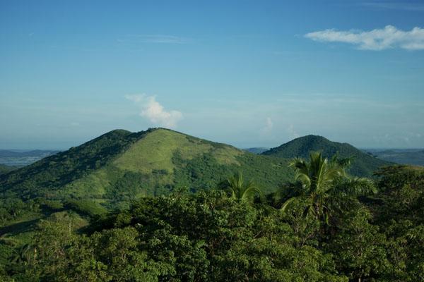 Горы Сьерра-дель-Эскамбрай, Куба / Фото с Кубы