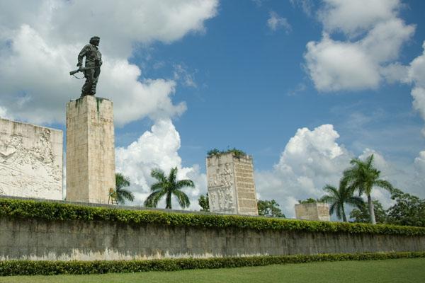 Мемориальный комплекс Че Гевары в Санта-Кларе / Фото с Кубы