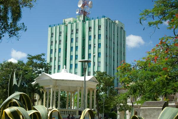 """Отель """"Санта-Клара Либре"""" - свидетель исторических событий / Фото с Кубы"""