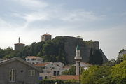 Крепость со стороны города / Черногория